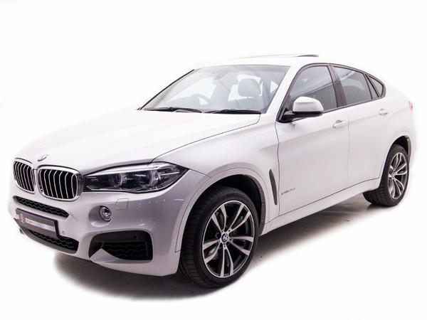 2016 BMW X6 xDRIVE 40d Gauteng Boksburg_0