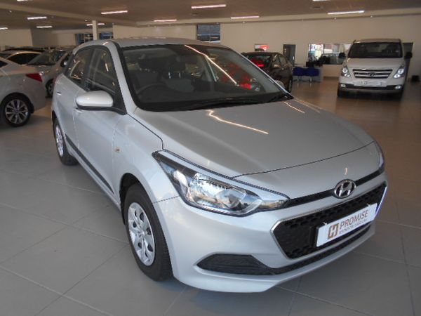 2019 Hyundai i20 1.2 Motion Gauteng Sandton_0