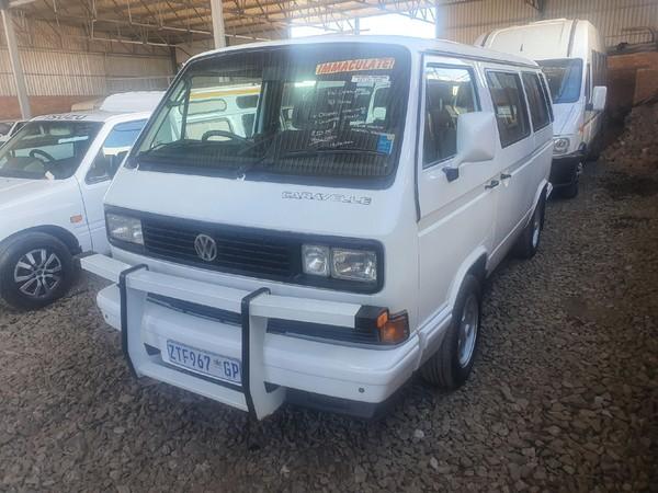 1995 Volkswagen Caravelle 2.6i Ac Ps  MINT CONDITION Mpumalanga Mpumalanga_0