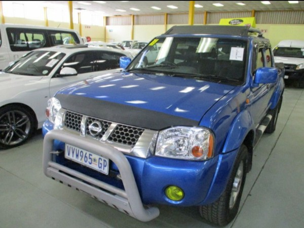 2004 Nissan Hardbody 3000td Sel j45 Pu Dc  Mpumalanga Mpumalanga_0