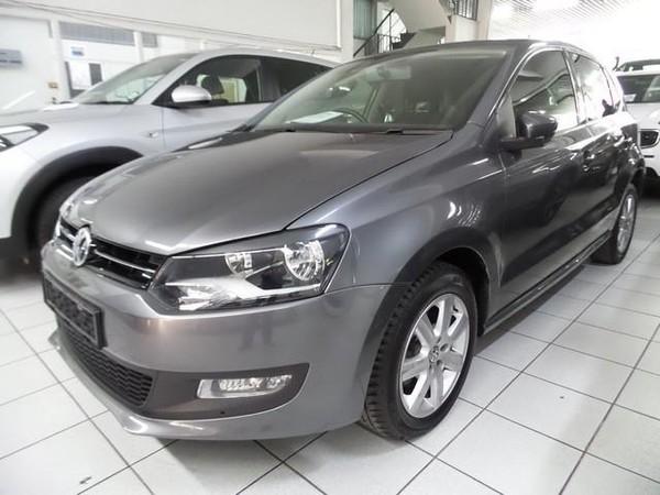 2013 Volkswagen Polo 1.4 Comfortline 5dr  Free State Bloemfontein_0