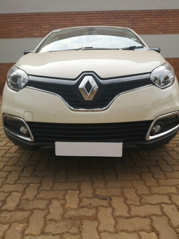 2016 Renault Captur 900T expression 5-Door 66KW Limpopo Louis Trichardt_0
