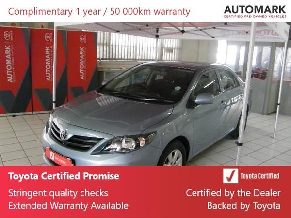2017 Toyota Corolla Quest 1.6 Free State Welkom_0