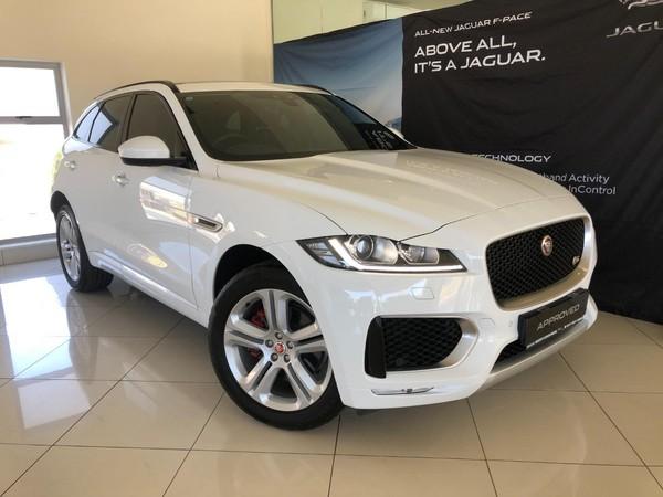 2019 Jaguar F-Pace 3.0D AWD S Gauteng Four Ways_0
