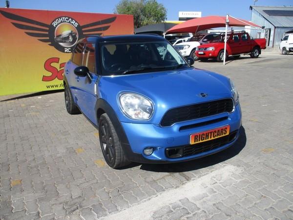 2011 MINI Cooper S S Countryman  Gauteng North Riding_0