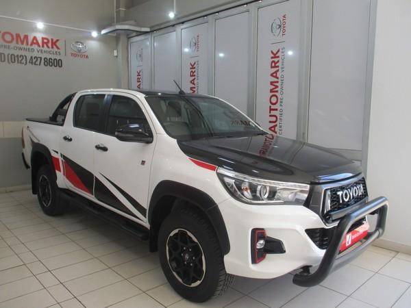 2019 Toyota Hilux 2.8 GD-6 GR-S 4X4 Auto Double Cab Bakkie Gauteng Pretoria_0