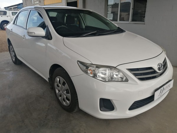 2011 Toyota Corolla 1.3 Professional  Western Cape Kuils River_0