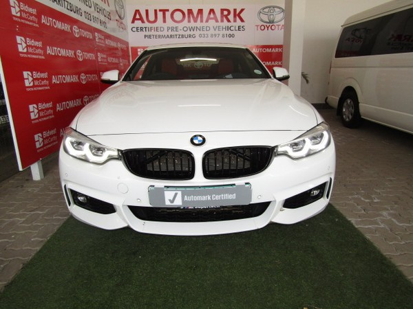 2018 BMW 4 Series 420D Coupe M Sport Auto Kwazulu Natal Pietermaritzburg_0