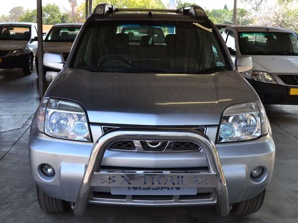 2006 Nissan X-Trail 2.2d Se r47  Mpumalanga Barberton_0