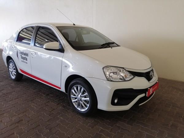2020 Toyota Etios 1.5 Xs  Kwazulu Natal Kokstad_0