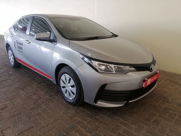 2020 Toyota Corolla Quest 1.8 Kwazulu Natal Kokstad_0