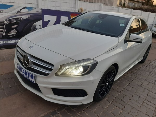 2013 Mercedes-Benz A-Class A 220 Cdibe At  Gauteng Bramley_0