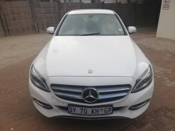 2015 Mercedes-Benz C-Class C180 Classic At  Gauteng Noordwyk_0