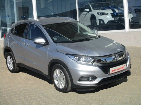 2020 Honda HR-V 1.5 Comfort CVT Gauteng Roodepoort_0