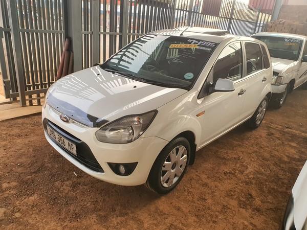2011 Ford Figo 1.4 Tdci Ambiente DIESEL SUNROOF Mpumalanga Mpumalanga_0