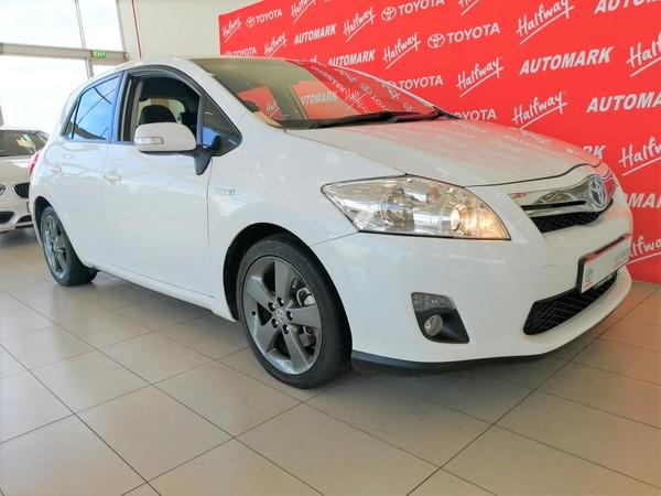 2012 Toyota Auris 180 Xr Hsd hybrid  Western Cape George_0