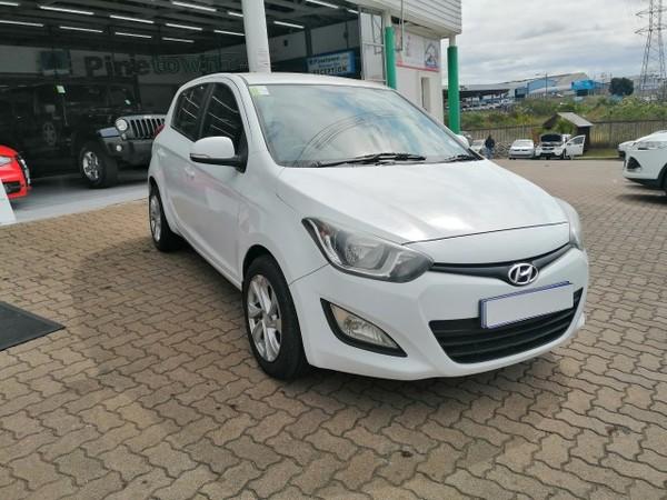 2014 Hyundai i20 1.4 Fluid  Kwazulu Natal Pinetown_0
