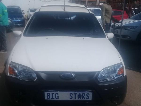 2008 Ford Bantam 1.6i Ac Pu Sc  Gauteng Johannesburg_0