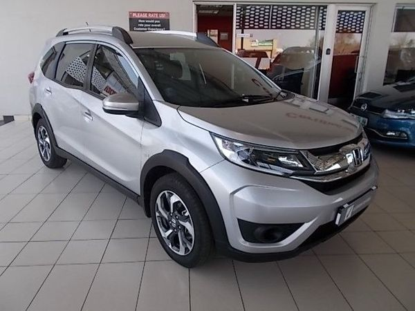 2018 Honda BR-V 1.5 Comfort CVT North West Province Potchefstroom_0