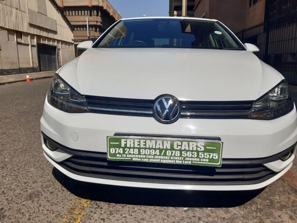 2019 Volkswagen Golf VII 1.0 TSI Comfortline Gauteng Johannesburg_0