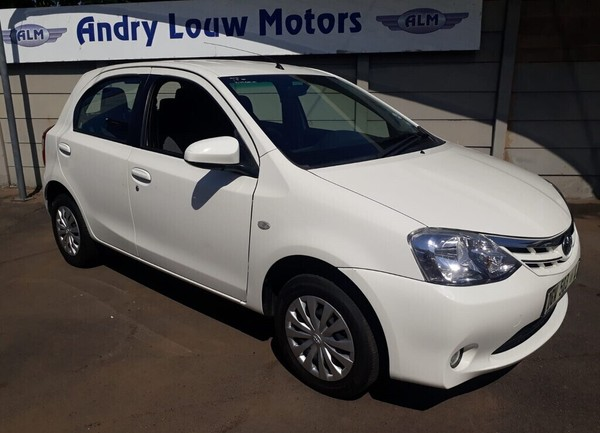 2014 Toyota Etios 1.5 Xs 5dr  Gauteng Pretoria_0