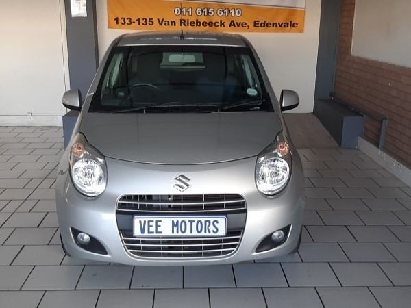 2014 Suzuki Alto 1.0 Glx  Gauteng Edenvale_0
