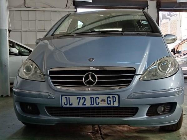 2006 Mercedes-Benz A-Class A 180 Cdi Avantgarde  Gauteng Johannesburg_0