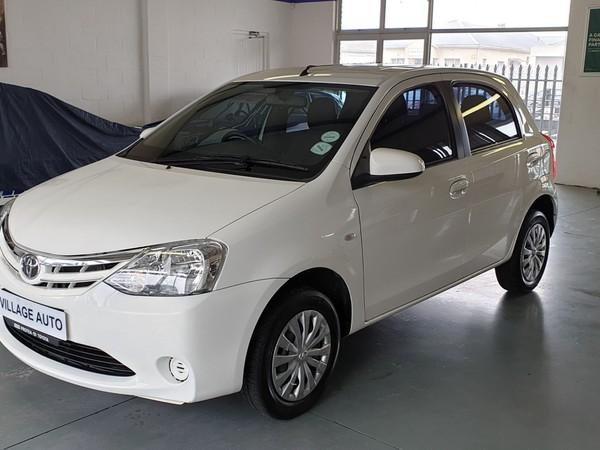 2018 Toyota Etios 1.5 Xi 5dr  Western Cape Kuils River_0