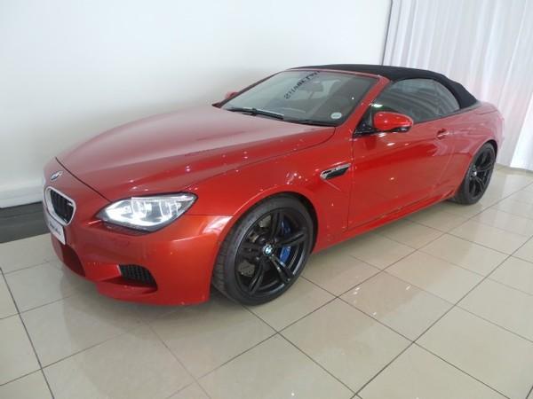 2015 BMW M6 Convertible f12  Gauteng Pretoria_0