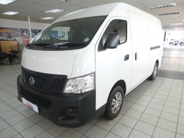 2018 Nissan NV350 2.5dCi Wide FC Panel van Gauteng Pretoria_0