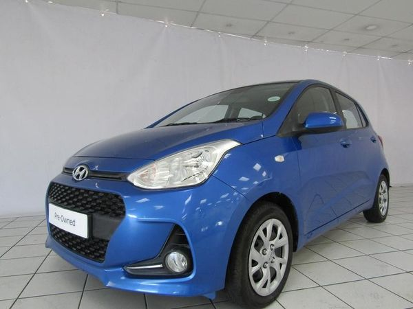 2019 Hyundai Grand i10 1.0 Motion Western Cape Milnerton_0