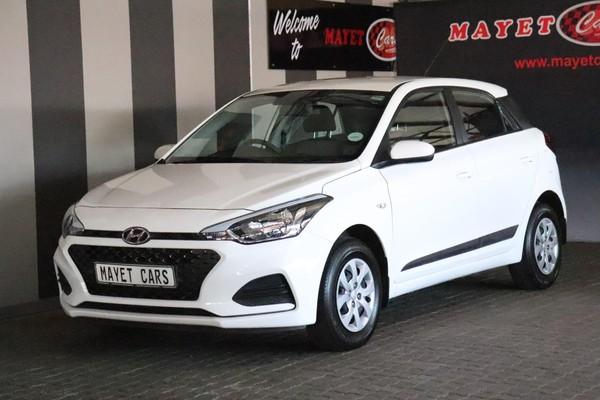2019 Hyundai i20 1.4 Fluid Mpumalanga Delmas_0