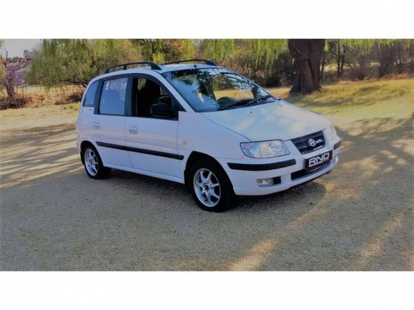 2003 Hyundai Matrix 1.6 Gls  Gauteng Edenvale_0