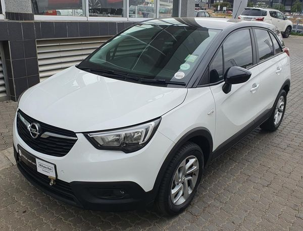 2020 Opel Crossland X 1.2T Enjoy Auto Gauteng Sandton_0