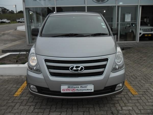 2017 Hyundai H1 2.5 CRDI Wagon Auto Eastern Cape Humansdorp_0