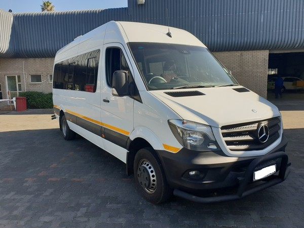 2016 Mercedes-Benz Sprinter 515 CDi FC Panel Van Western Cape Worcester_0