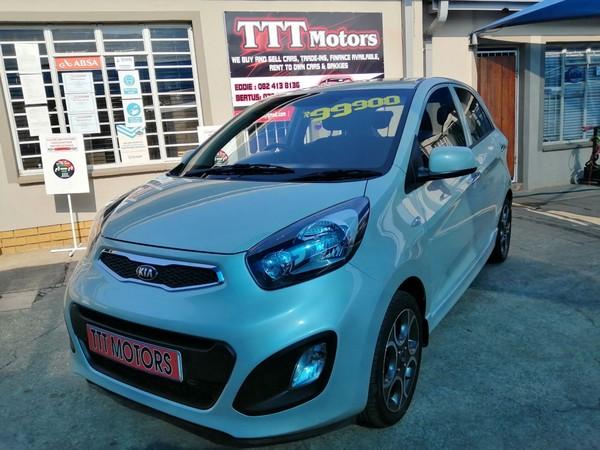 2014 Kia Picanto 1.2 Ex  North West Province Rustenburg_0