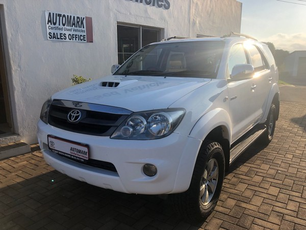 2007 Toyota Fortuner 3.0d-4d Raised Body  Kwazulu Natal Eshowe_0