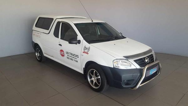 2020 Nissan NP200 1.6  Ac Safety Pack Pu Sc  Western Cape Malmesbury_0