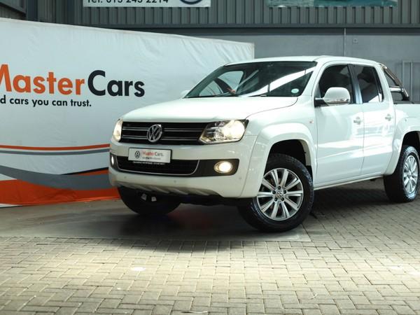 2016 Volkswagen Amarok 2.0 BiTDi Ultimate 132KW 4MOT Auto Double Cab Bakk Mpumalanga Secunda_0