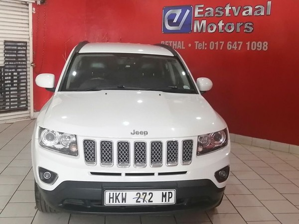 2014 Jeep Compass 2.0 Ltd  Mpumalanga Bethal_0
