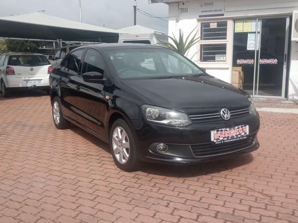 2015 Volkswagen Polo 1.4 Comfortline  Western Cape Cape Town_0