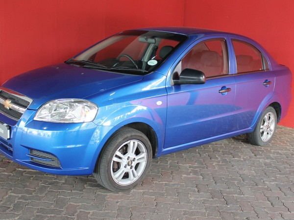 2015 Chevrolet Aveo 1.6 L  Western Cape Paarl_0