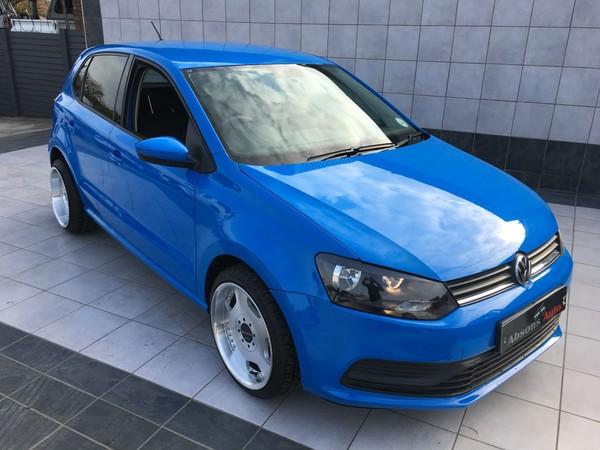 2015 Volkswagen Polo 1.2 TSI Trendline 66KW Kwazulu Natal Empangeni_0