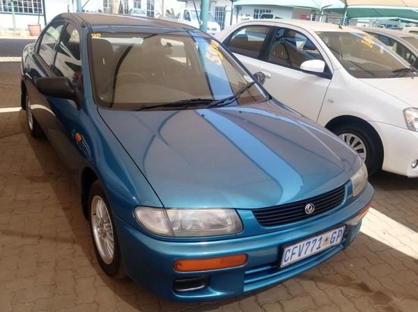 1998 Mazda Etude 160 Ac  Gauteng Pretoria_0