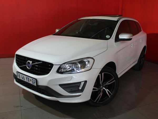 2017 Volvo XC60 T5 R-Design Geartronic AWD Gauteng Springs_0