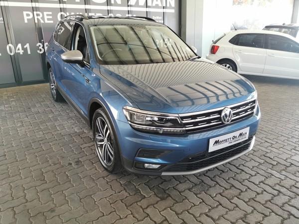2019 Volkswagen Tiguan Allspace 2.0 TDI Comfortline 4MOT DSG Eastern Cape Port Elizabeth_0