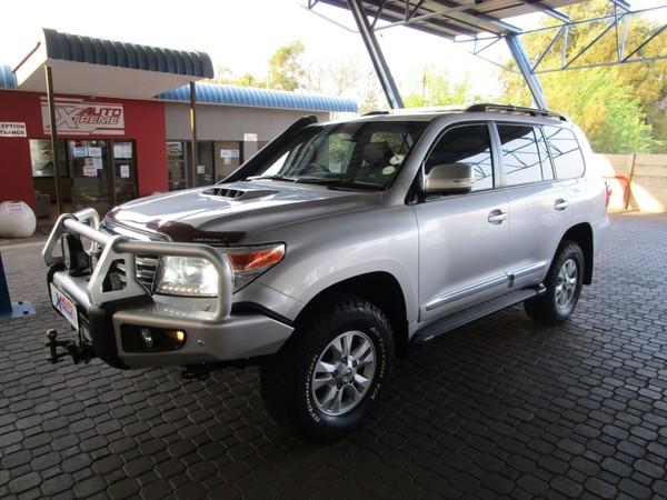 2013 Toyota Land Cruiser 200 V8 4.5d Vx At  Gauteng Pretoria_0