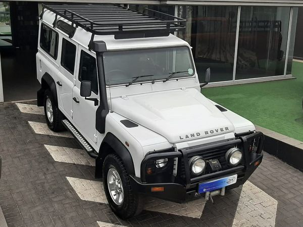 2012 Land Rover Defender 110 2.2d Sw Ltd  Gauteng Midrand_0