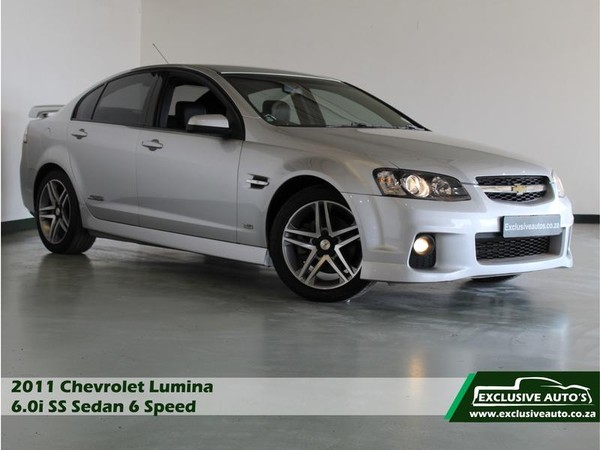 2011 Chevrolet Lumina Ss 6.0  Gauteng Pretoria_0